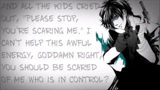 Control -Male Version- [ Lyrics ]