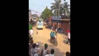 road add tarquet confrerence 2015 kagatia alia gausul azam darbar shrif