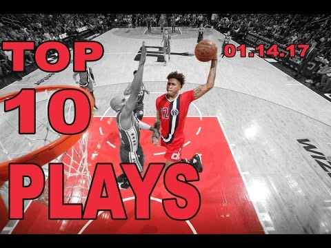 Top 10 NBA Plays of the