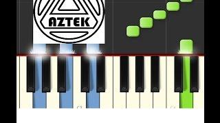 Sigala - Sweet Lovin How to play piano tutorial
