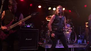 Flotsam and Jetsam Live in Pittsburgh 2018