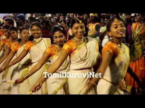 Ramayana Katte - KULASAI DASARA  DANCE Program  HD Video