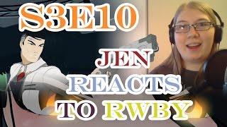 Lockers and Dragon | Jen Reacts to RWBY, v3e10 - Battle of Beacon