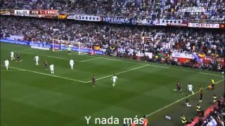 Real Madrid Song Hala Madrid y Nada Mas  Lyrics 2014-2015