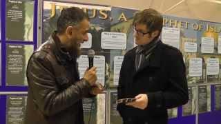 British Scientist Converts to Islam | Full Conversation -