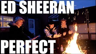 Perfect - Ed Sheeran (Cover By New Hope Club) Music Video