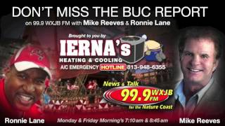 99.9 FM Buc's Report brought to you by IERNA's | www.IernaAir.com