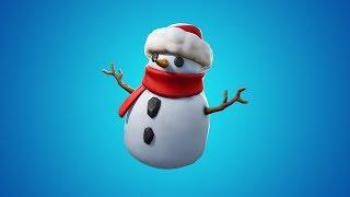 Fortnite - Sneaky Snowman