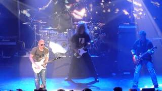 Joe Satriani  Light Years Away  Paris  La Cigale  Live  25102010