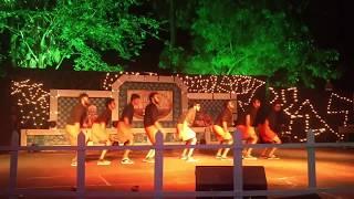 Mechanical Boys Funny Group Dance - Ahalia Arts Fest 2016