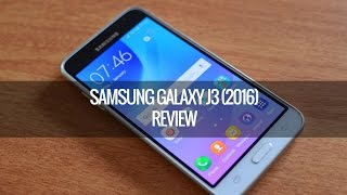 Samsung Galaxy J3 (2016) Full Review-  Pros and Cons