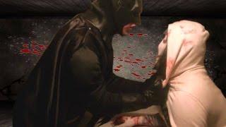 Batman Vs Jeff The Killer - Interrogation Scene
