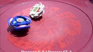 Dragoon G/Galaxy vs Dranzer GT/ Gigs Turbo
