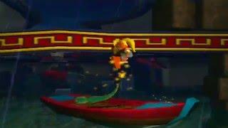 Crash Bandicoot: The Wrath of Cortex - Level 12: Tsunami (Crystal/Double Gem)