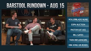08-15-17 Barstool Rundown
