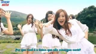 Girl's Day - Hug Me Once (ver. dance) [Legendado - ExUnited]