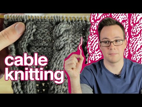 Cable Knitting: How to Cable Knit For Beginners