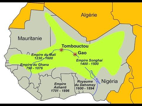 Dada et ses potes parlent de l Afrique et de ses peuples à travers le monde avant la colonisation