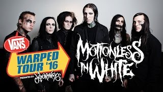Motionless in White (Live Vans Warped Tour 2016)
