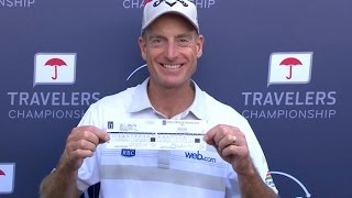 Highlights   Jim Furyk's historic Round 4 highlights from Travelers