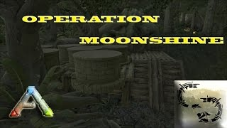 Ark Survival Evolved Creative Misfits Ep 23 OPERATION MOONSHINE