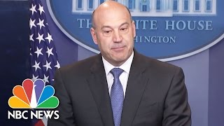 Econ Chief Gary Cohn Details Simplified Tax Code, Including Condensed Tax Brackets | NBC News