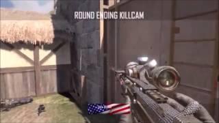 MY FIRST VIDEO!! (Cod Bo2)