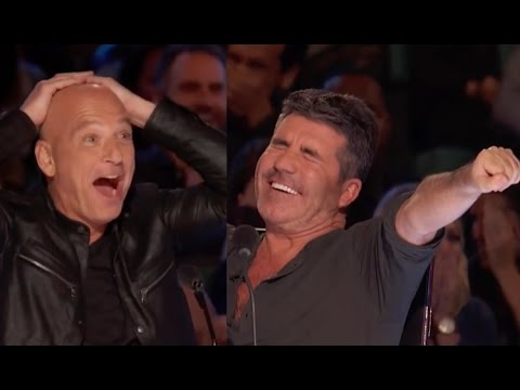 Top BEST FUNNY Performances Ever On Got Talent Try Not To LAUGH