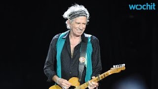 Keith Richards to Release New Solo Album...