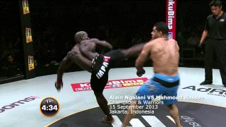 HIGHLIGHTS: Top 5 KOs