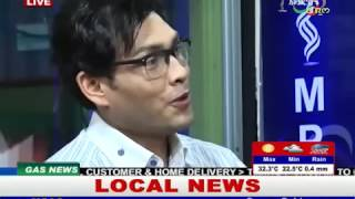 Actor Bony on Manung Hutna 11 June 2016