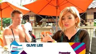 SMART PARENTS MNC LIFESTYLE - Keseruan Olive Lee and Family bermain di Shangrilla Hotel