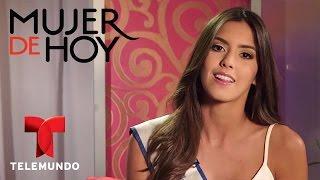 Mujer De Hoy   Miss Colombia, Ariadna Gutiérrez y su rutina de ejercicio    Telemundo