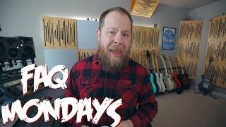 FAQ Mondays: Signature Gear & Solar Guitars