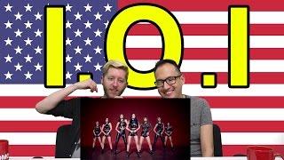 Americans React To I.O.I