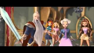 Winx Club the Movie  The Secret of The Lost Kingdom English