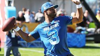 Precision Passing: 2018 Pro Bowl Skills Showdown | NFL Highlights