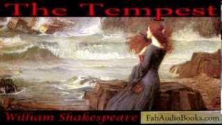 THE TEMPEST - The Tempest by William Shakespeare - Full audio book - Dramatic vertion