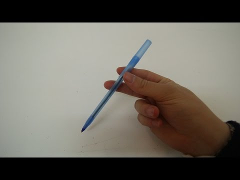 watch PARTY TRICKS: PEN SPIN