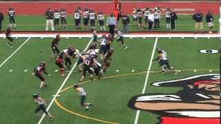 Here Comes the Boom - Junior Football Big Hits