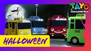 Tayo Halloween l Halloween shows for Kids (+30 mins) l Happy Halloween! l Tayo the Little Bus