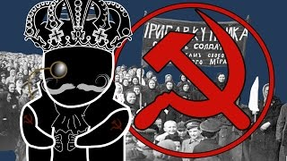 History of the Russian Revolution 1917: The February Revolution
