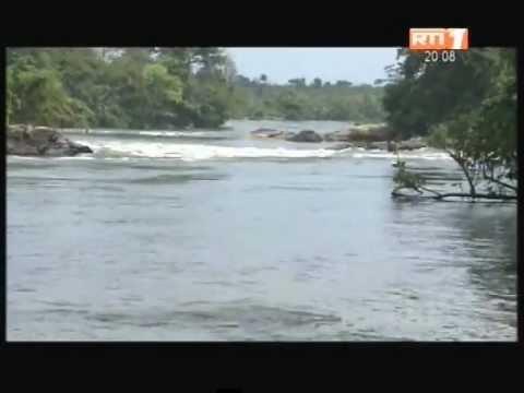 Infrastructure:les caractéristiques du plus grand barrage hydroélectrique de la Côte d'ivoire