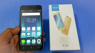 ViVo Y53 Full Review  Ultimate!! TechTag