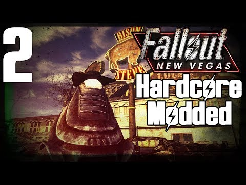 Xxx Mp4 Fallout New Vegas Hardcore Mods 2 TWITCH VOD 3gp Sex