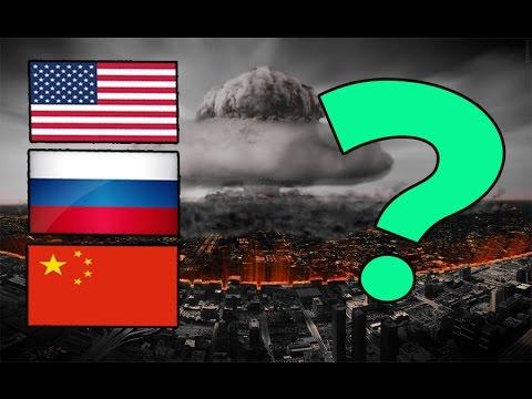 watch D'où Viendra La Prochaine Guerre Nucléaire? [Anticipation]