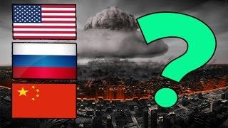 D'où Viendra La Prochaine Guerre Nucléaire? [Anticipation]