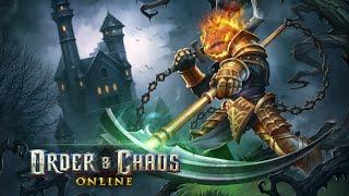 Order & Chaos Online – Halloween Update Trailer
