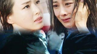 Kim Soo Ro ♥ Lee Ha Nui, kissing underwater 《Come Back Mister》 돌아와요 아저씨 EP12