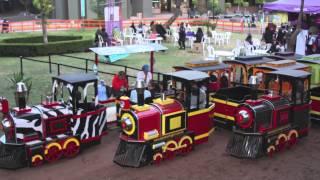 Canción: El Tren - chucu chucu (el tren mini disco ) - Teresa Rabal  (Canciones Infantiles)